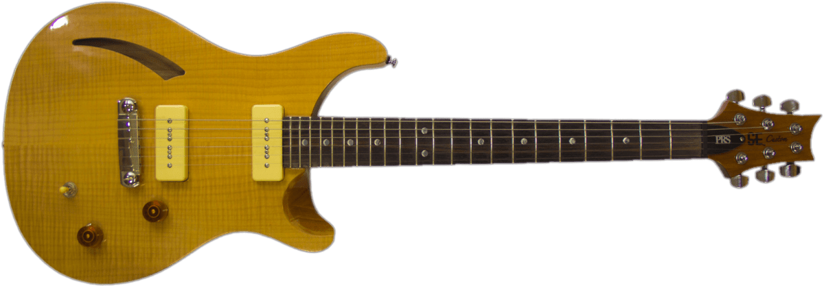 Фото PRS SE Custom 22 Semi-Hollow Stoptail Natural