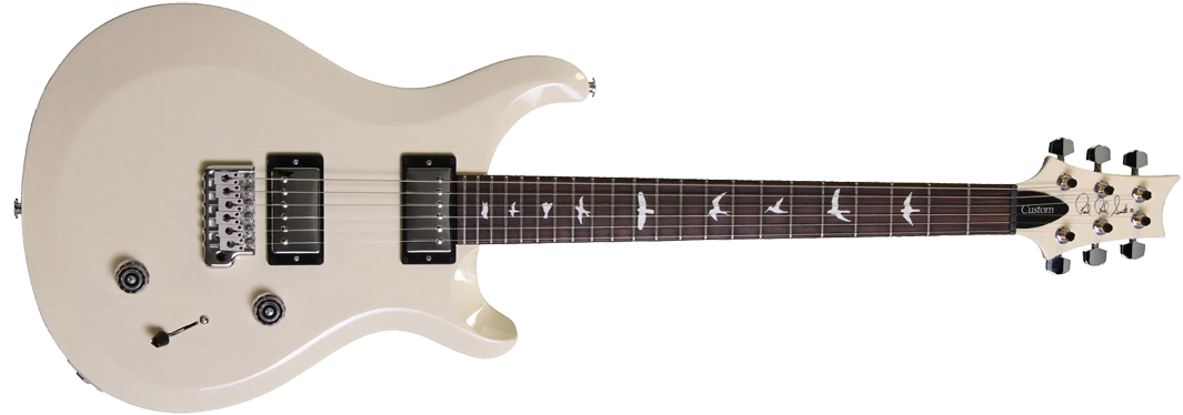 PRS CUSTOM 22 Anitque White фото