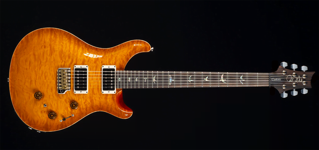 PRS CUSTOM 22 PIEZO 10-TOP McCarty Sunburst фото