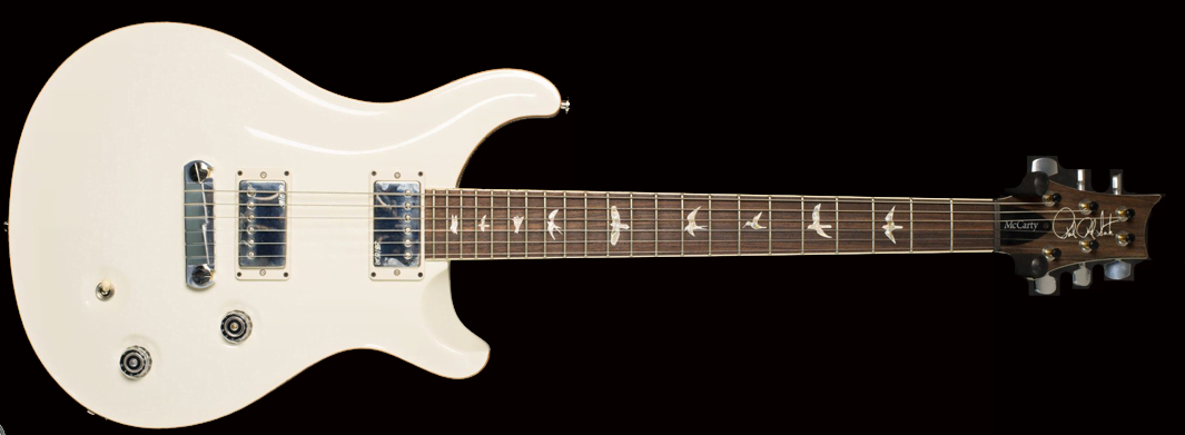 PRS McCarty Antique White фото
