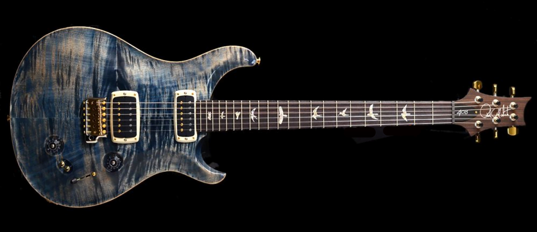 PRS 408 Faded Whale Blue фото