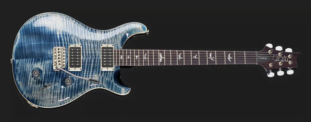 PRS CUSTOM 22 Faded Whale Blue фото
