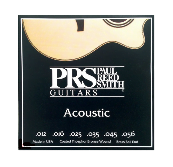 Фото PRS Acoustic Strings