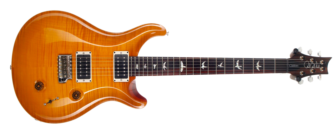 PRS CUSTOM 22 10-TOP McCarty Sunburst фото